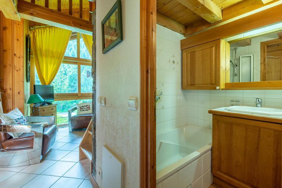 Location au ski Appartement 3 pièces mezzanine 6 personnes (011) - Résidence Alpages C - Méribel-Mottaret - Appartement