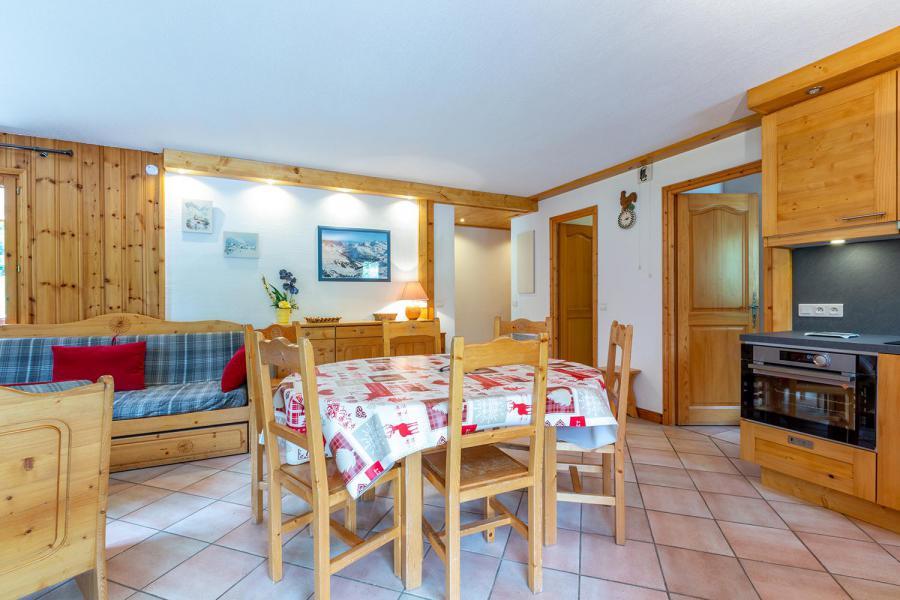 Location au ski Appartement 4 pièces 8 personnes (002) - Résidence Alpages D - Méribel-Mottaret