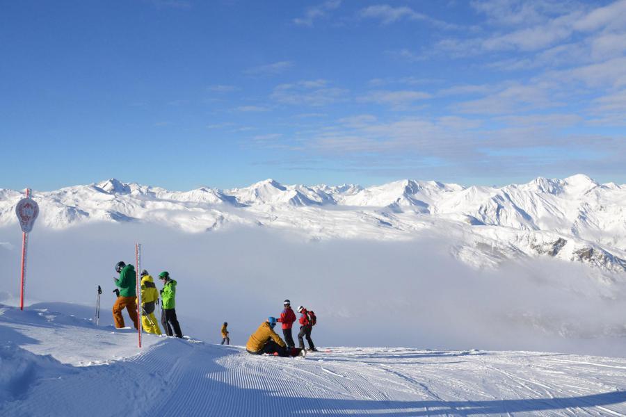 Ski verhuur Résidence Alpages du Mottaret - Méribel-Mottaret