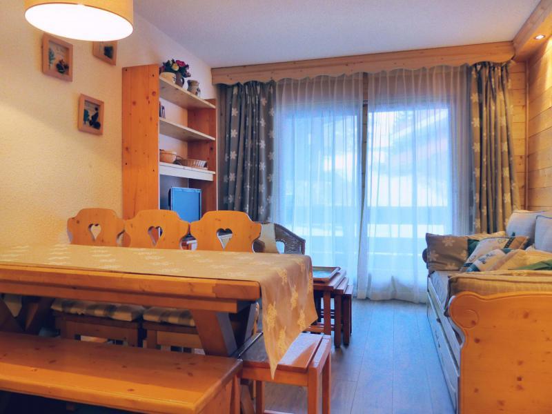 Location au ski Appartement 2 pièces coin montagne 5 personnes (C05) - Residence Alpinea - Méribel-Mottaret