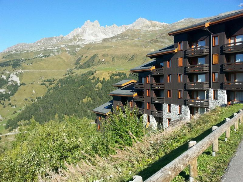Location au ski Residence Arc En Ciel - Méribel-Mottaret