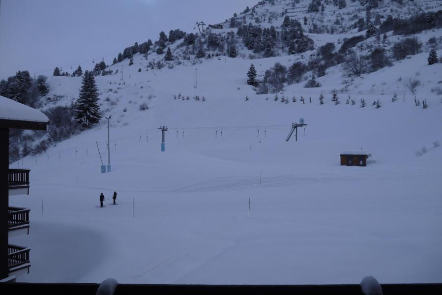 Location au ski Appartement 2 pièces 5 personnes (018) - Résidence Arpasson - Méribel-Mottaret