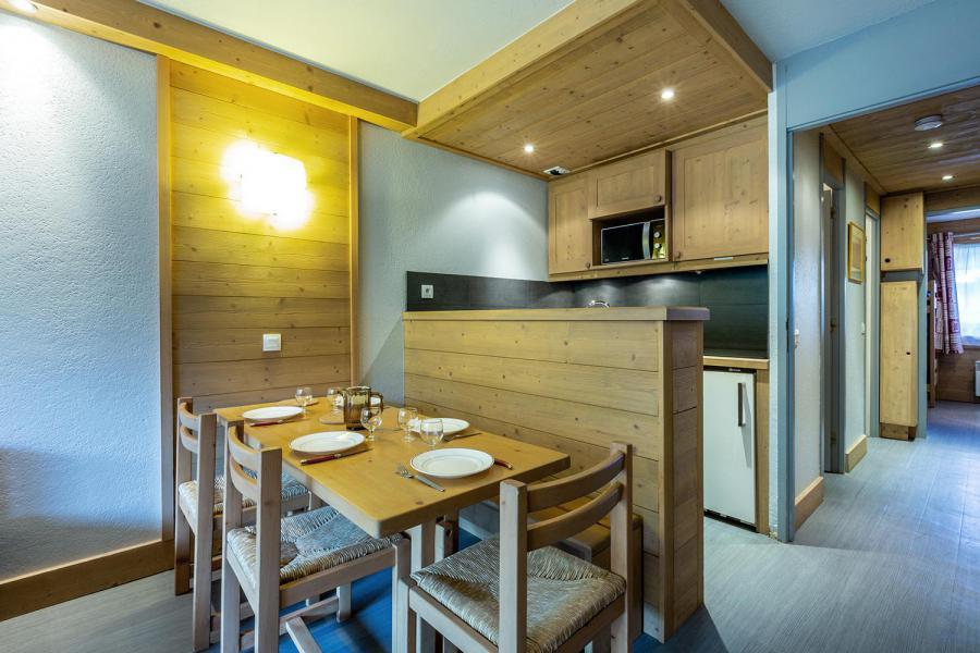 Location au ski Appartement 2 pièces 5 personnes (068) - Résidence Arpasson - Méribel-Mottaret