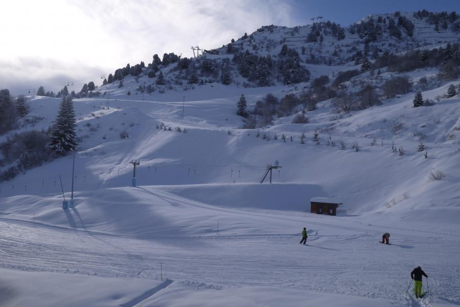 Location au ski Résidence Arpasson - Méribel-Mottaret