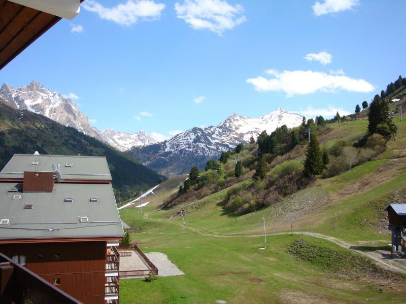 Location au ski Appartement 3 pièces 8 personnes (073) - Résidence Arpasson - Méribel-Mottaret