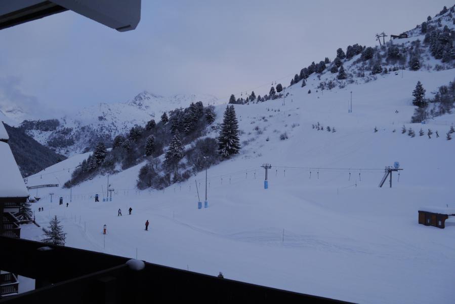 Location au ski Appartement 2 pièces 5 personnes (064) - Résidence Arpasson - Méribel-Mottaret