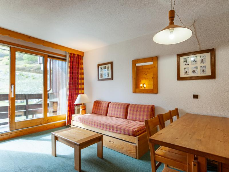 Ski verhuur Appartement 2 kamers 6 personen (046) - Résidence Arpasson - Méribel-Mottaret