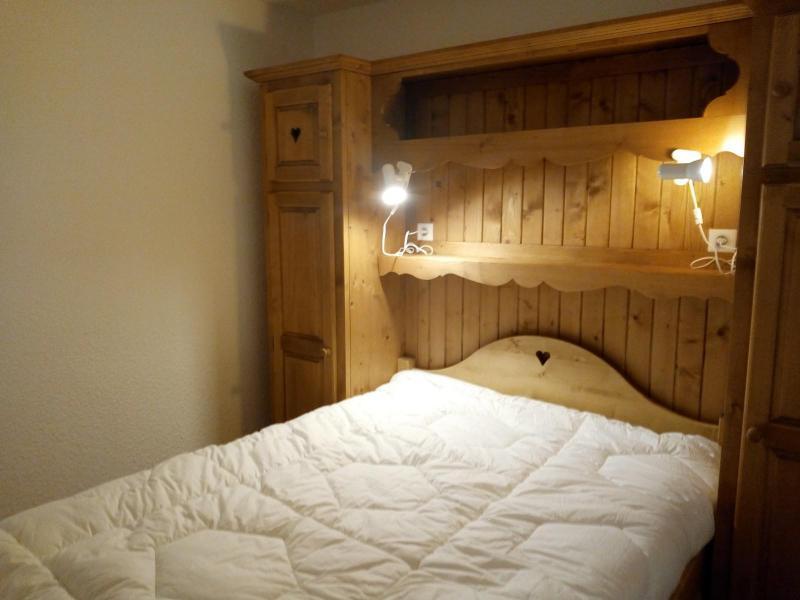 Location au ski Appartement 3 pièces 8 personnes (073) - Résidence Arpasson - Méribel-Mottaret - Lit double