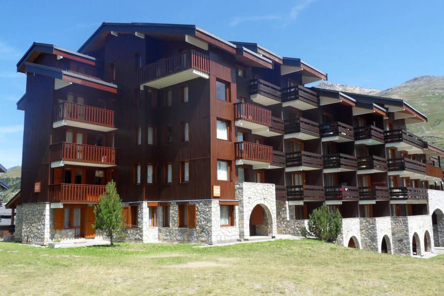 Location au ski Residence Arpasson Ii - Méribel-Mottaret