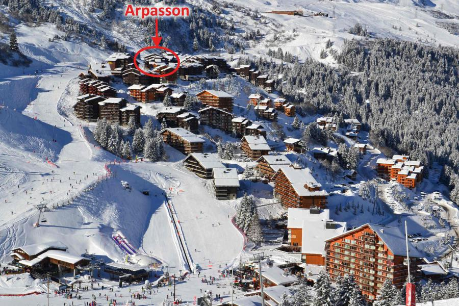Location au ski Résidence Arpasson II - Méribel-Mottaret