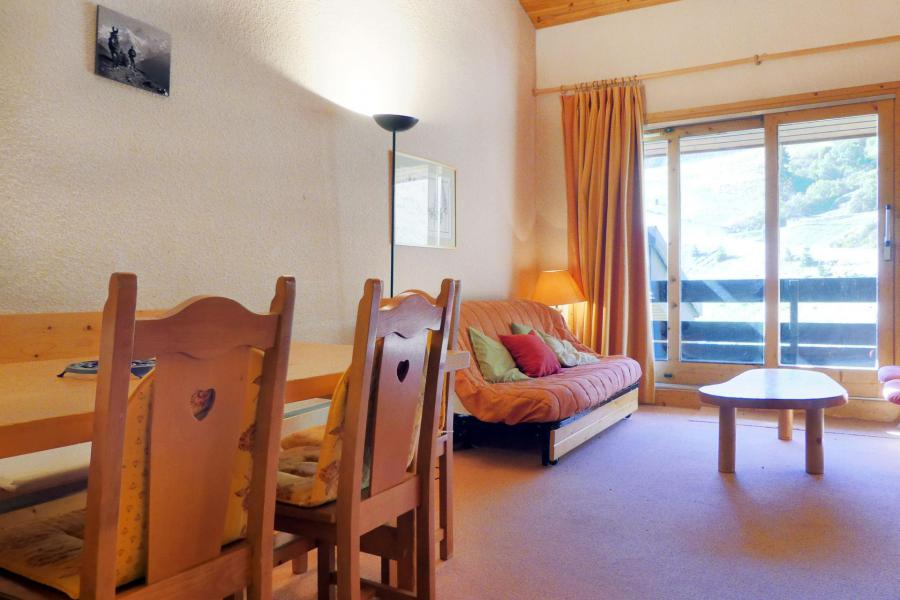 Ski verhuur Appartement 3 kamers mezzanine 8 personen (81) - Résidence Arpasson II - Méribel-Mottaret