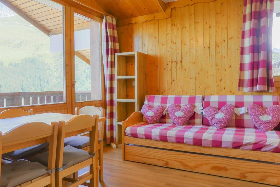 Location au ski Appartement duplex 3 pièces 7 personnes (007) - Résidence Asphodèles - Méribel-Mottaret - Appartement