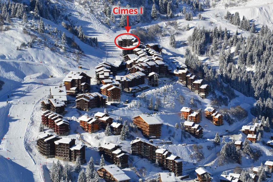 Ski verhuur Résidence Cimes I - Méribel-Mottaret