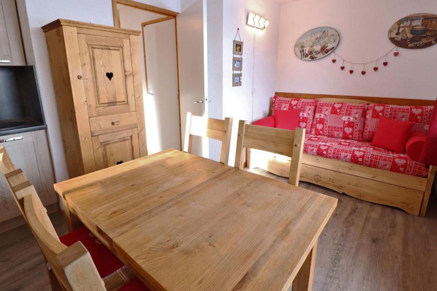 Ski verhuur Appartement 2 kamers 4 personen (017) - Résidence Cimes II - Méribel-Mottaret - Appartementen