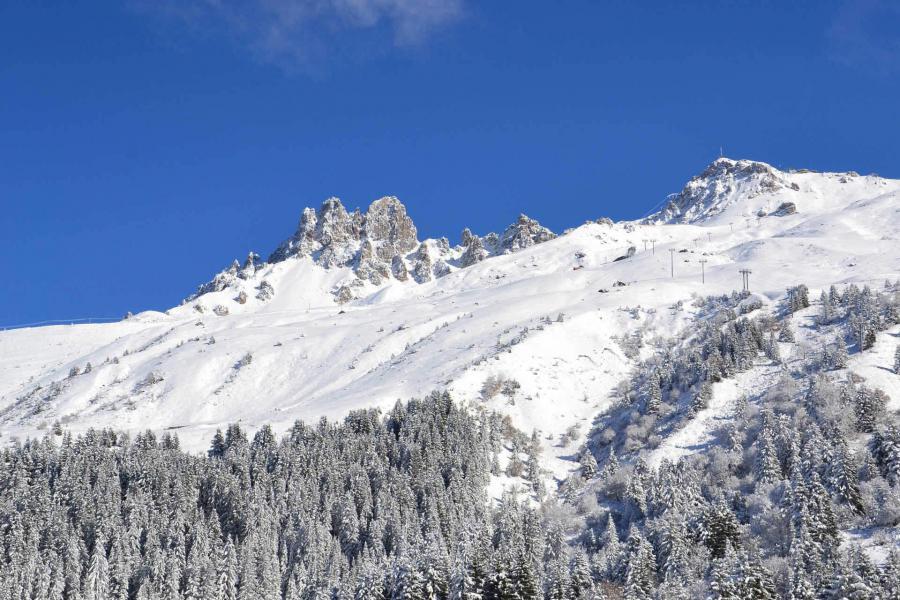 Location au ski Résidence Creux de l'Ours Bleu - Méribel-Mottaret