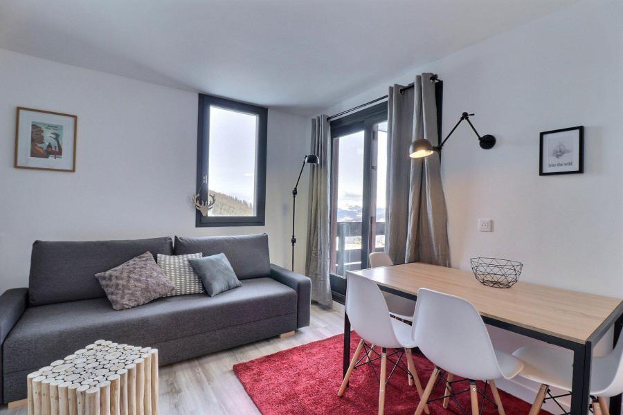 Location au ski Appartement 2 pièces 4 personnes (53) - Résidence Creux de l'Ours Bleu - Méribel-Mottaret