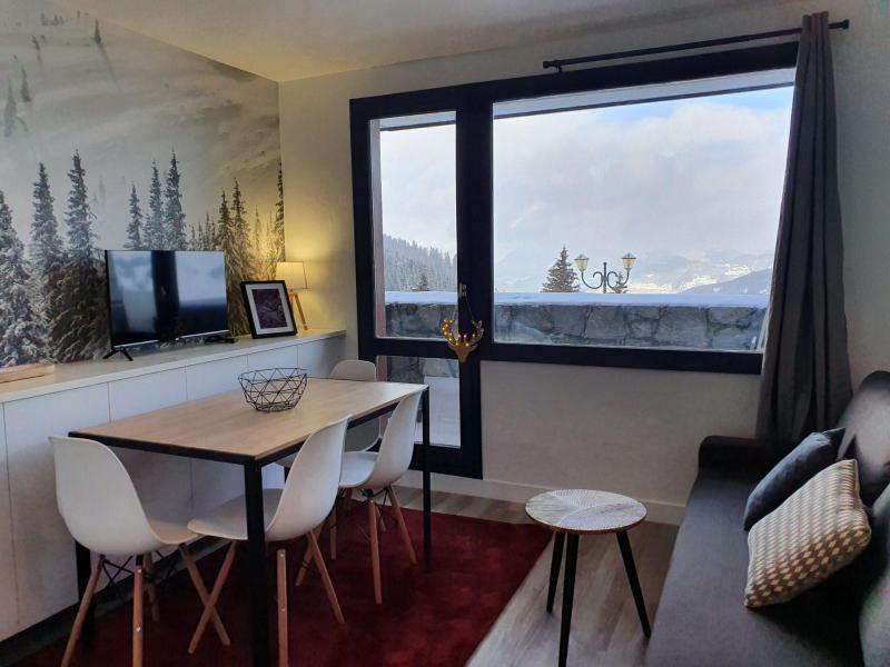 Location au ski Appartement 2 pièces 4 personnes (21) - Résidence Creux de l'Ours Bleu - Méribel-Mottaret