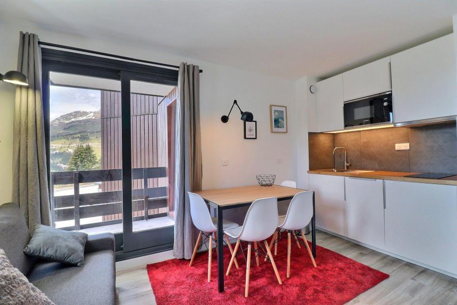 Location au ski Appartement 2 pièces 4 personnes (C53) - Résidence Creux de l'Ours Bleu - Méribel-Mottaret - Appartement