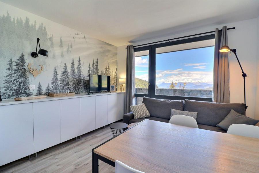 Location au ski Logement 2 pièces 4 personnes (CROC21) - Résidence Creux de l'Ours Bleu - Méribel-Mottaret - Appartement