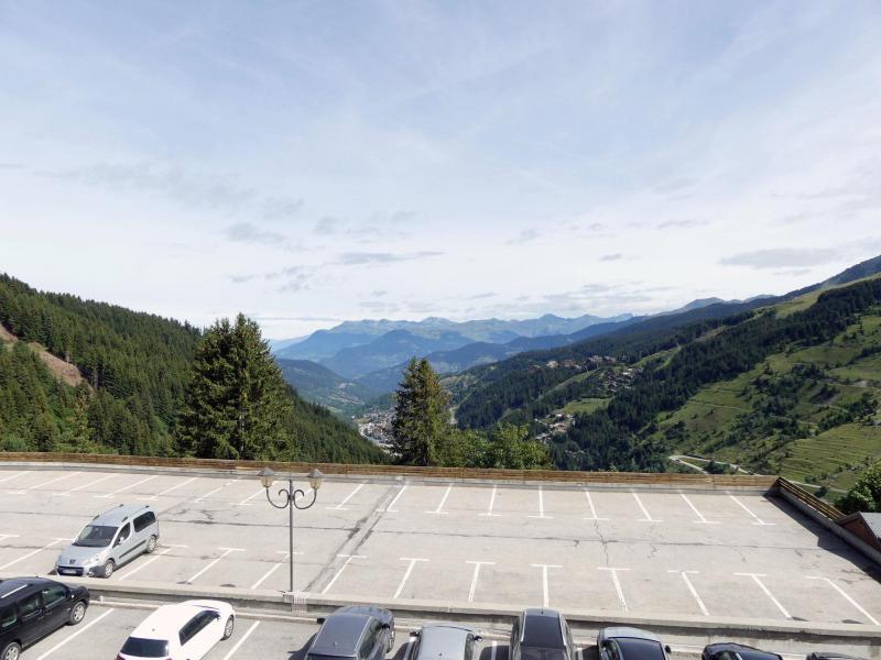 Location au ski Appartement duplex 3 pièces 6 personnes (A49) - Résidence Creux de l'Ours Rouge - Méribel-Mottaret