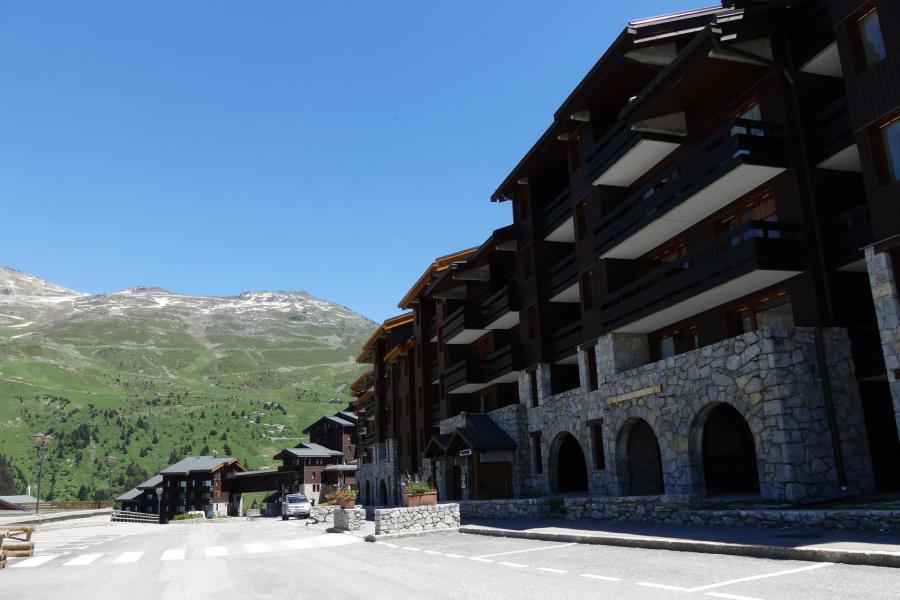 Location au ski Résidence Creux de l'Ours Rouge - Méribel-Mottaret