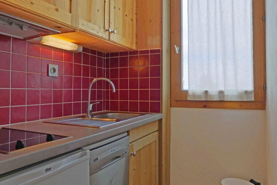 Location au ski Appartement 2 pièces 4 personnes (A19) - Résidence Creux de l'Ours Rouge - Méribel-Mottaret