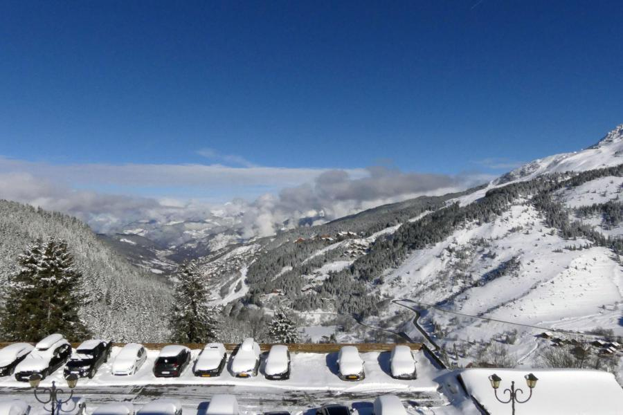 Location au ski Appartement duplex 3 pièces 6 personnes (A63) - Résidence Creux de l'Ours Rouge - Méribel-Mottaret