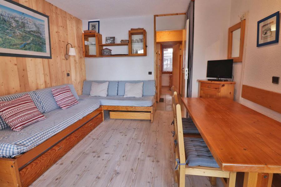 Ski verhuur Appartement 2 kamers 4 personen (06) - Résidence Creux de l'Ours Rouge - Méribel-Mottaret