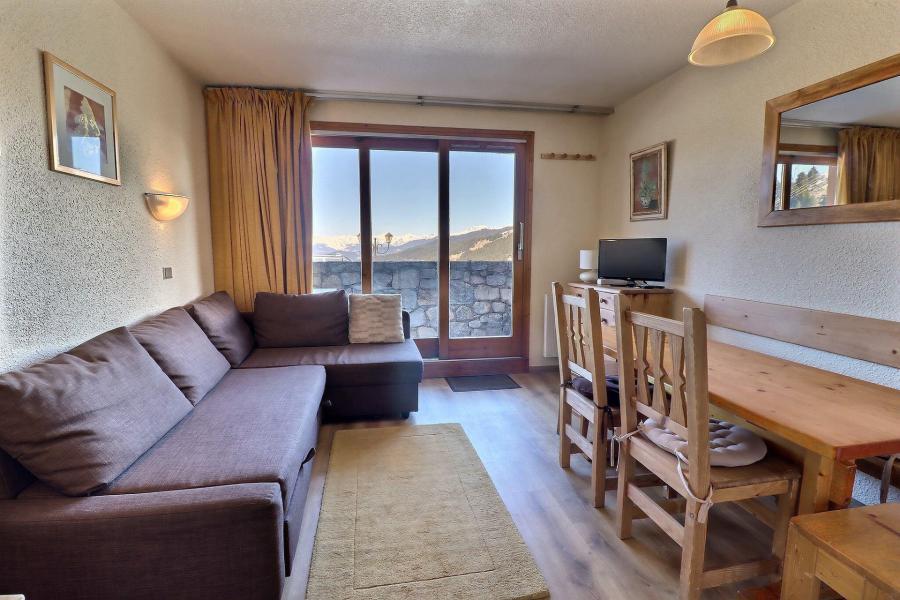 Location au ski Appartement 2 pièces 4 personnes (23) - Résidence Creux de l'Ours Rouge - Méribel-Mottaret