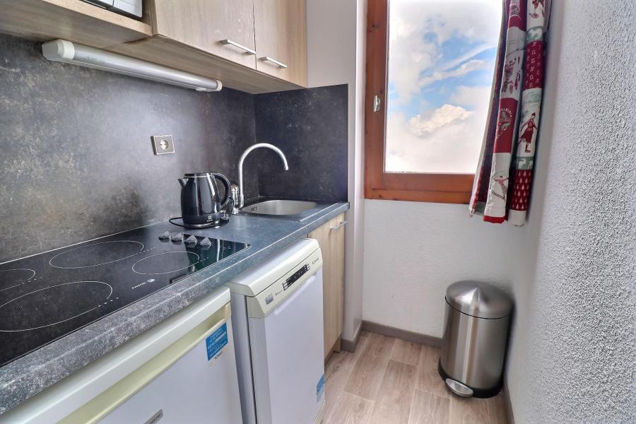 Location au ski Logement 2 pièces 4 personnes (CROA44) - Résidence Creux de l'Ours Rouge - Méribel-Mottaret - Appartement