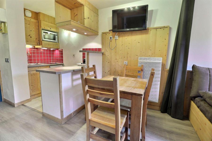 Location au ski Studio 4 personnes (35) - Résidence Dandy - Méribel-Mottaret