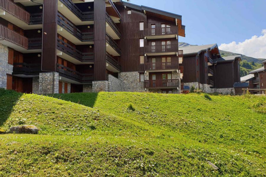 Location au ski Studio 4 personnes (26) - Résidence Dandy - Méribel-Mottaret