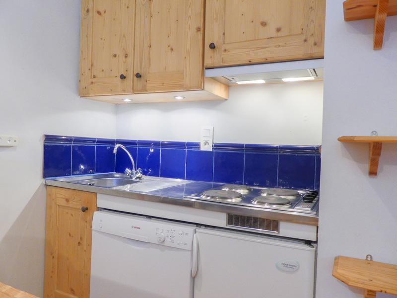 Location au ski Appartement 3 pièces cabine 6 personnes (012) - Residence Erines - Méribel-Mottaret