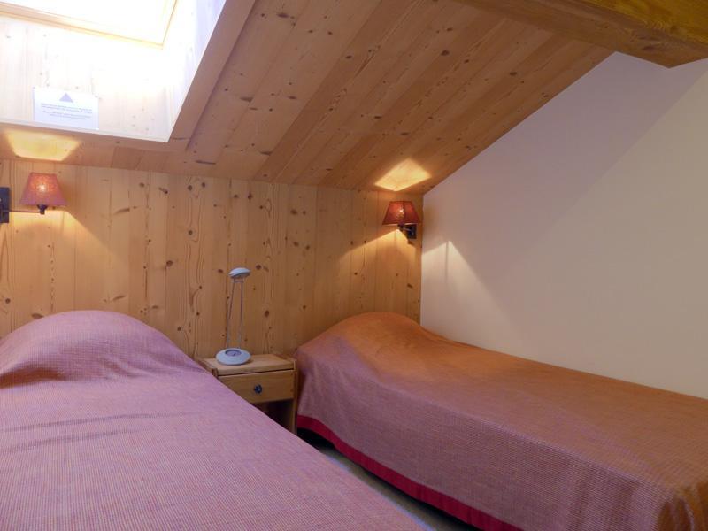 Location au ski Appartement duplex 4 pièces 8 personnes (8) - Residence Florilege - Méribel-Mottaret