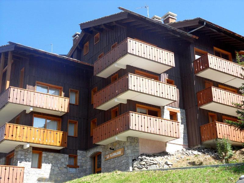 Location au ski Residence Florilege - Méribel-Mottaret