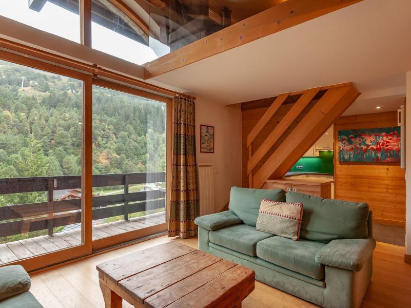 Location au ski Appartement 6 pièces 10 personnes (001) - Résidence Gaillard - Méribel-Mottaret