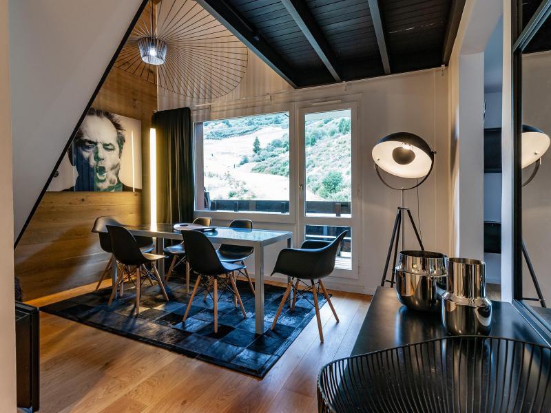 Ski verhuur Appartement 4 kamers 8 personen (018) - Résidence Gébroulaz - Méribel-Mottaret