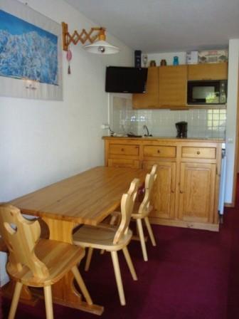 Location au ski Appartement 2 pièces 5 personnes (A17) - Résidence Grand Dou - Méribel-Mottaret