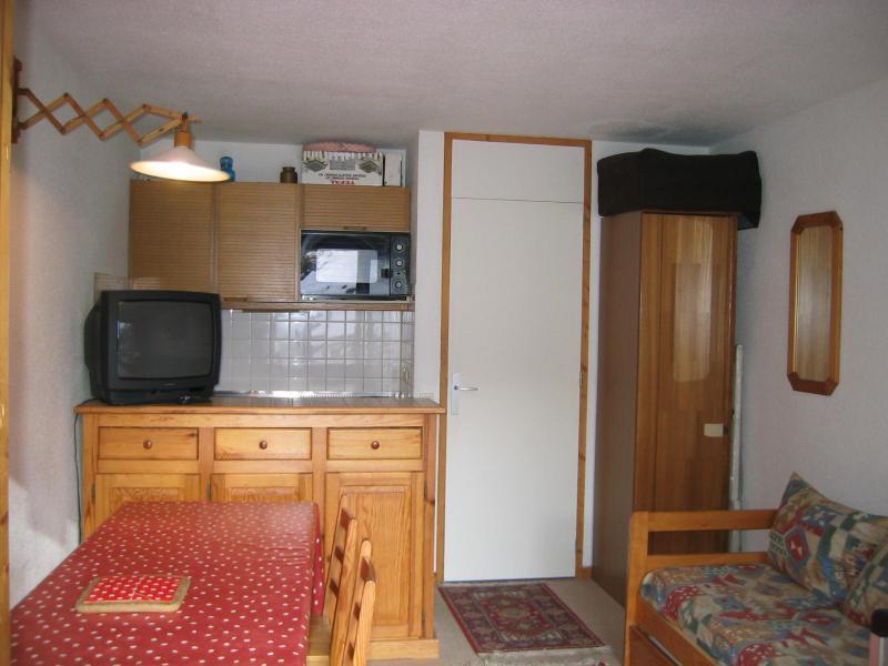 Ski verhuur Appartement 2 kamers 5 personen (A17) - Résidence Grand Dou - Méribel-Mottaret - Appartementen