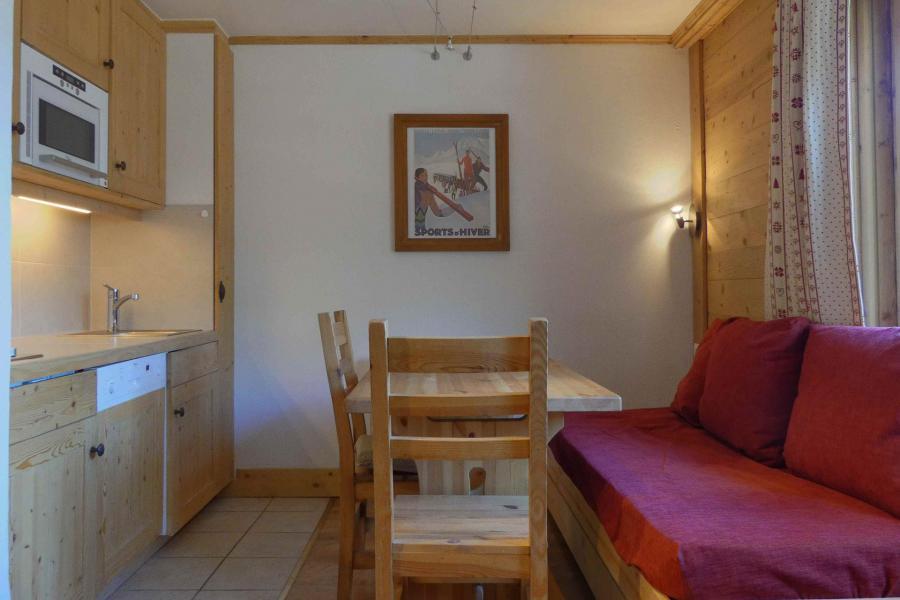 Location au ski Studio divisible 3 personnes (35) - Résidence Grande Rosière - Méribel-Mottaret - Appartement
