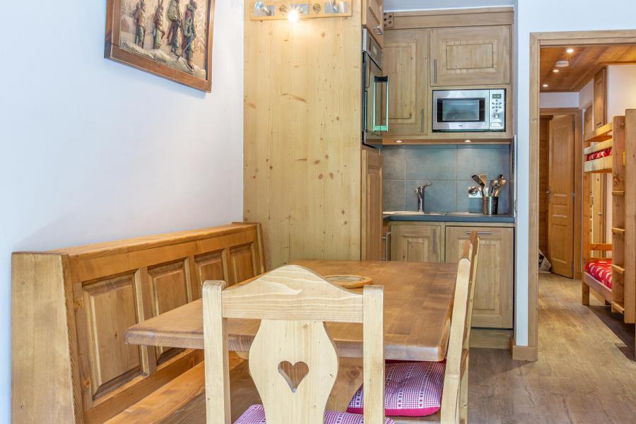Location au ski Appartement 2 pièces 6 personnes (C04) - Résidence l'Alpinéa - Méribel-Mottaret