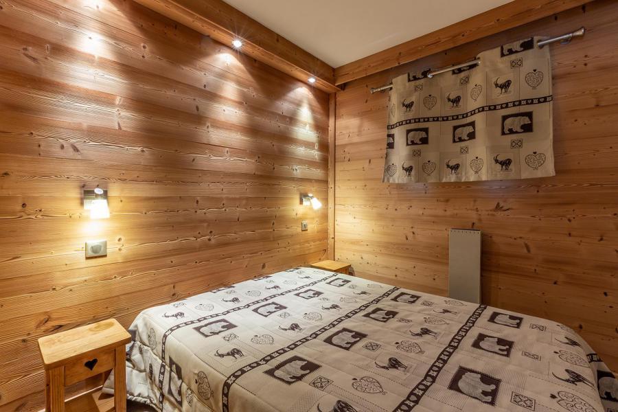 Ski verhuur Appartement 2 kamers 6 personen (C04) - Résidence l'Alpinéa - Méribel-Mottaret