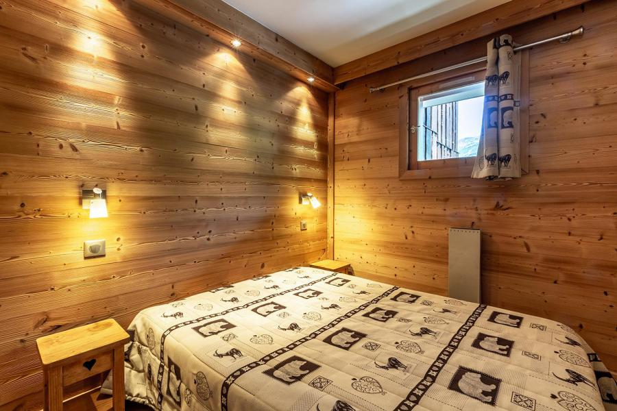 Ski verhuur Appartement 2 kamers 6 personen (C04) - Résidence l'Alpinéa - Méribel-Mottaret - 2 persoons bed