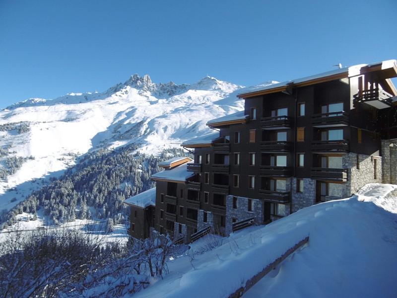 Location au ski Studio 4 personnes (L10) - Résidence l'Arc en Ciel - Méribel-Mottaret
