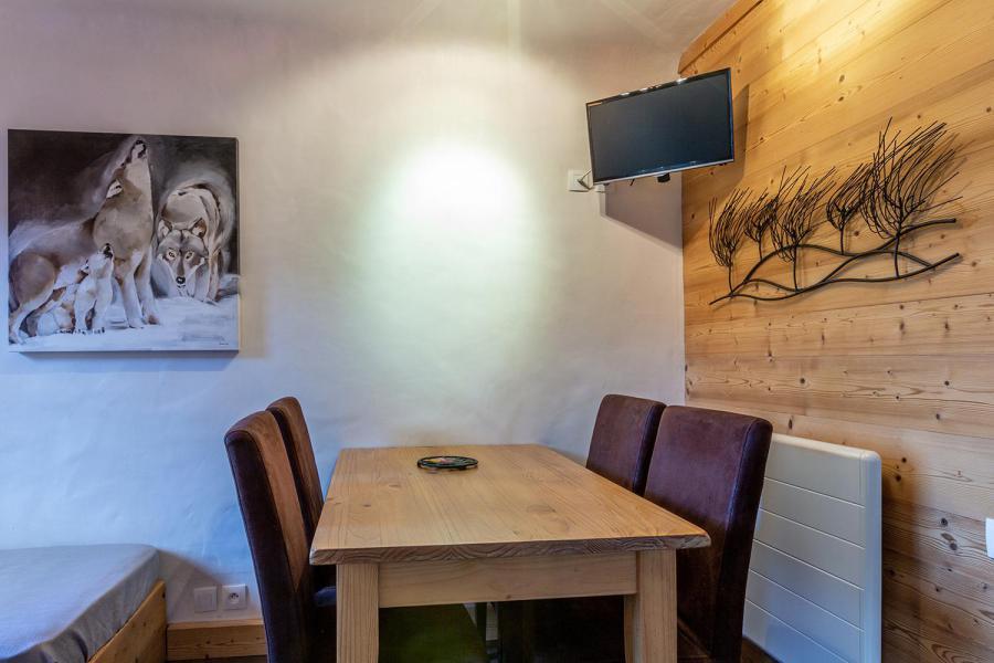 Ski verhuur Studio 4 personen (I03) - Résidence l'Arc en Ciel - Méribel-Mottaret - Appartementen