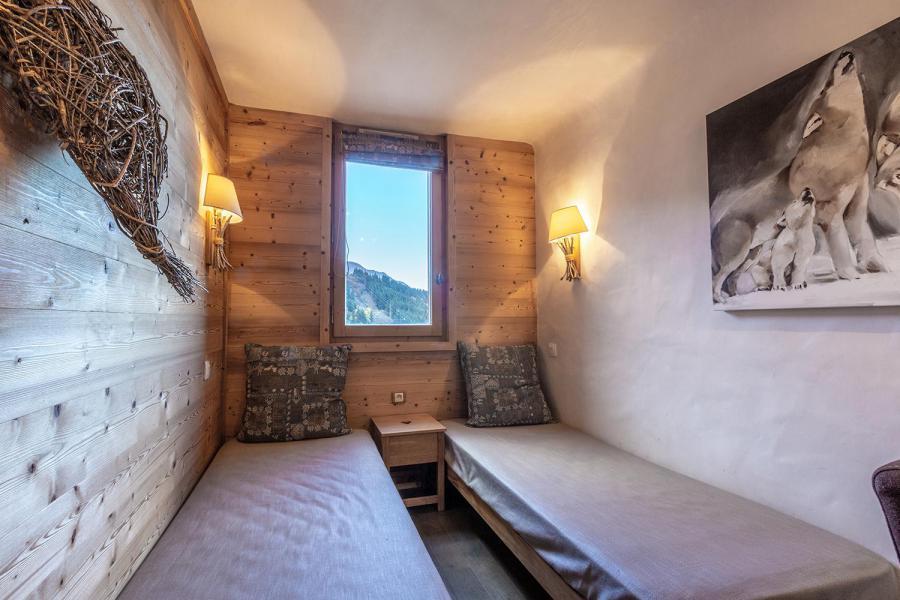 Location au ski Studio 4 personnes (I03) - Résidence l'Arc en Ciel - Méribel-Mottaret - Banquette-lit