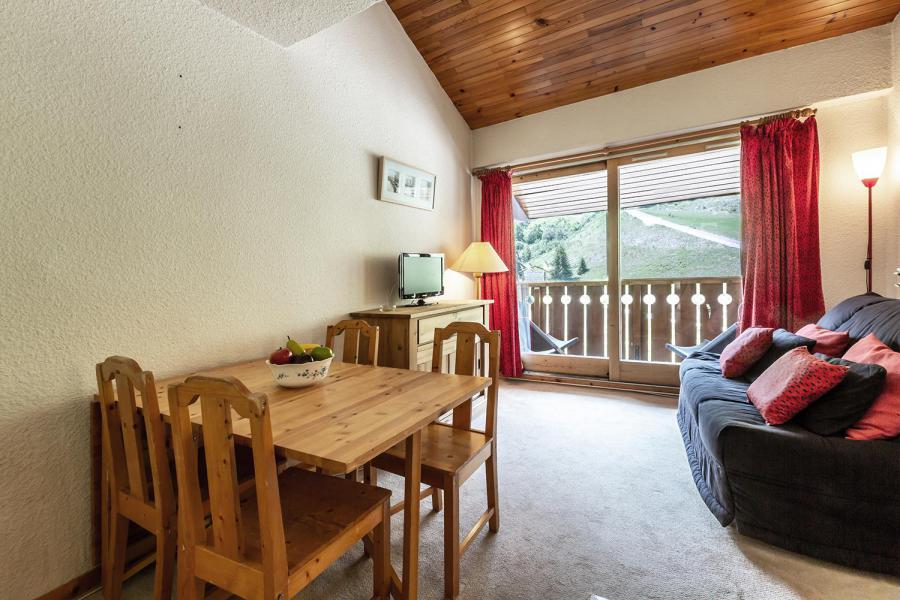 Location au ski Studio 4 personnes (020) - Résidence l'Olympie I - Méribel-Mottaret