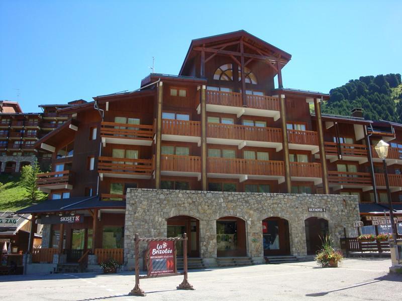 Location au ski Résidence l'Olympie I - Méribel-Mottaret