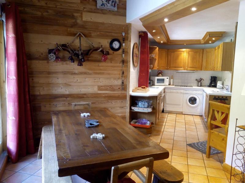 Location au ski Appartement 6 pièces 10 personnes (15C) - Résidence l'Olympie I - Méribel-Mottaret - Appartement
