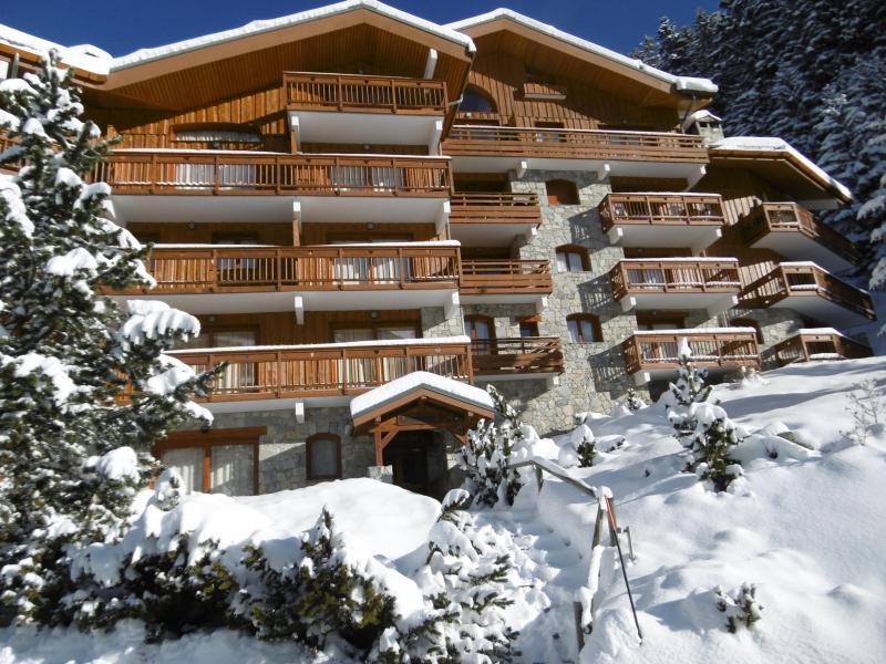 Ski verhuur Résidence l'Olympie II - Méribel-Mottaret